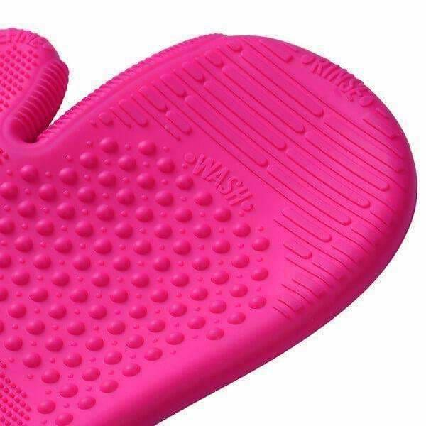 Makeup Brush Cleaning Mitt - Makeup Tools
