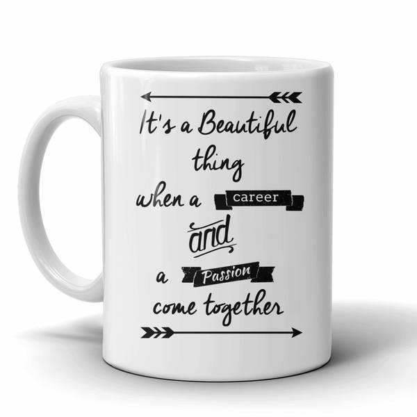 Our Career Our Passion For Estheticians Coffee Mug - Mugs