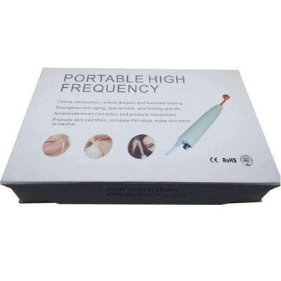 Portable High Frequency Machine - Esthetician Equipment