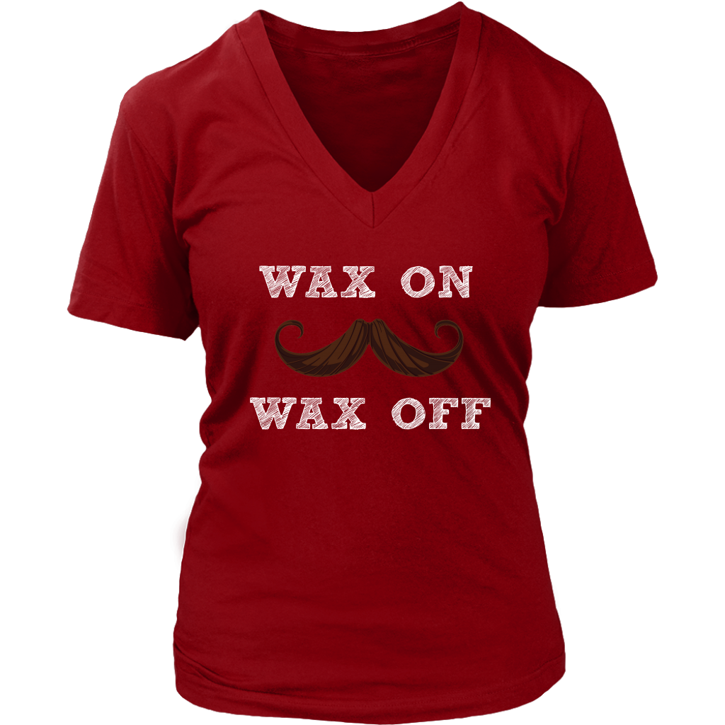Wax on Wax off (Plus Size)