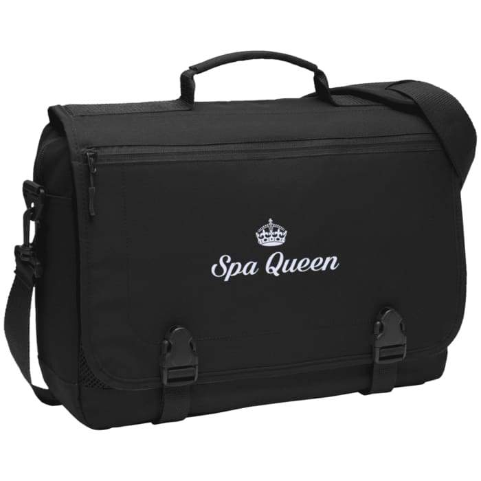 Spa Queen Briefcase - Black / One Size - Bags