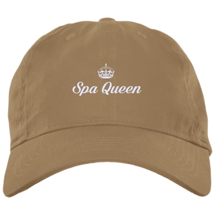 Spa Queen Dad Hat - Khaki / One Size - Hats