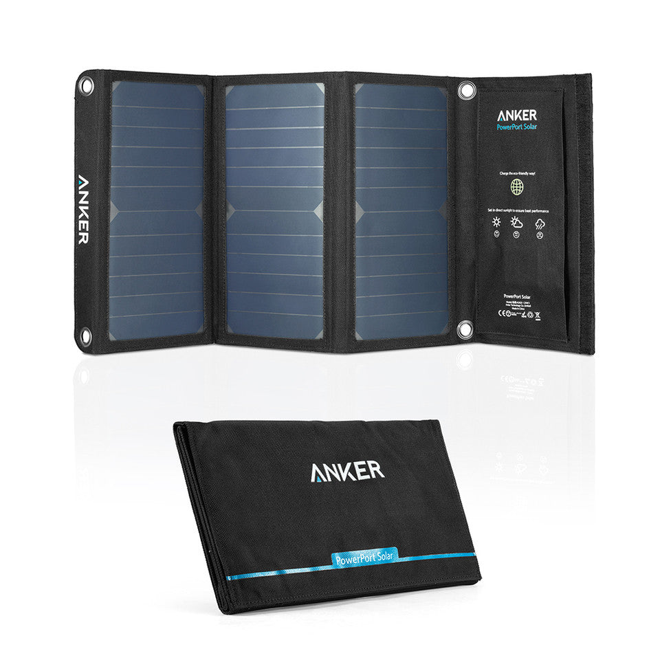 ที่ชาร์จ Anker PowerPort Solar by TECHinno Thailand
