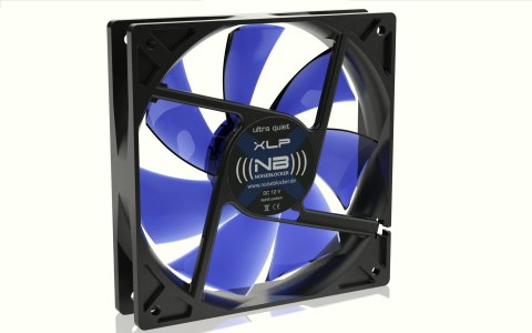NoiseBlocker BlackSilentFan XL-P 120mm