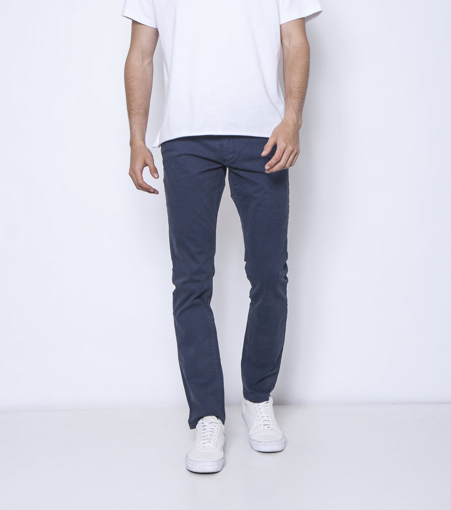 Pins & Needles Chino - Blue Cheese - Ziggy Denim
