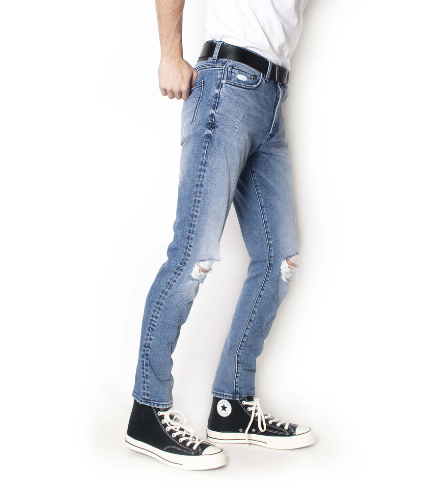 PRE ORDER- Whatever Jean - Blue Zone - Ziggy Denim