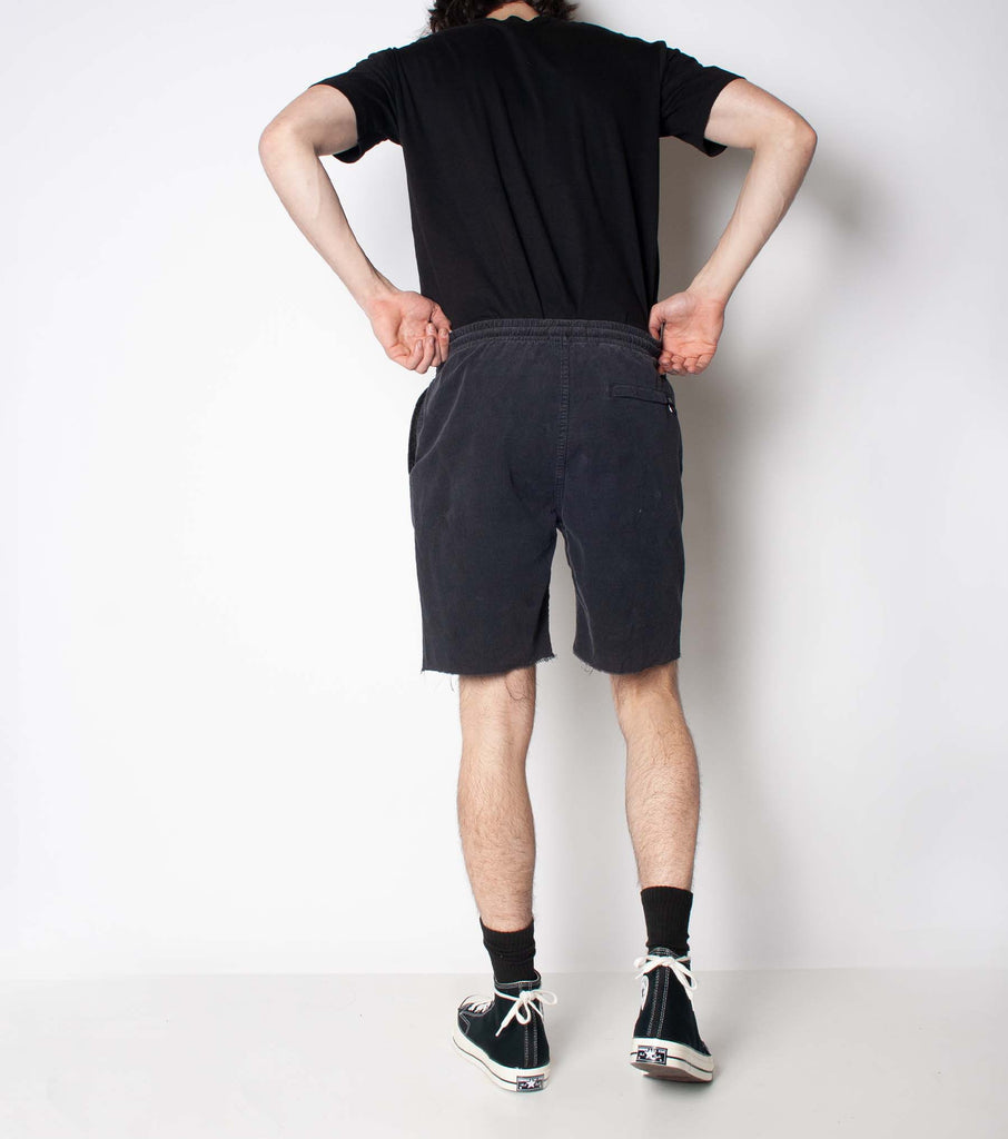 Jetty Cord Short - Vintage Black