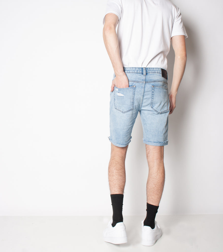 Drainer Short - Vintage Beach - Ziggy Denim