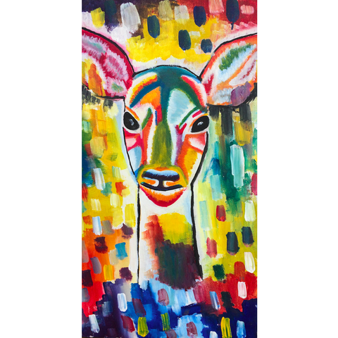 Colorful Antelope