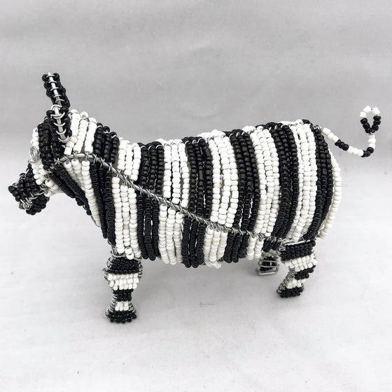 Bead and Wire Zebra
