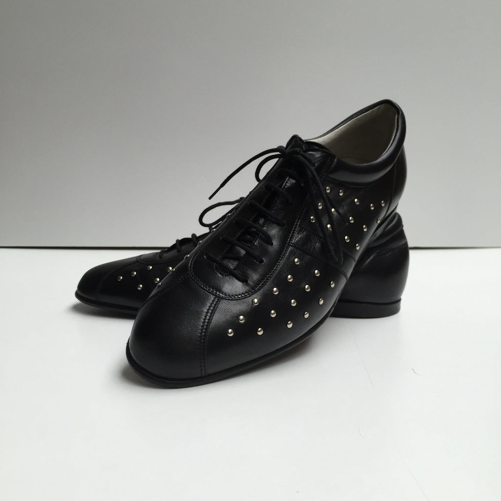 Cesare Paciotti Unisex Studded Shoes