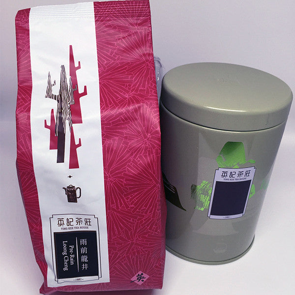 Ying Kee Pre-Rain Loong Cheng Tea Pack