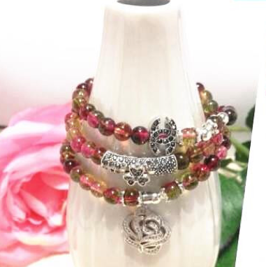 Crystal Bracelet (Doubled as Necklace)