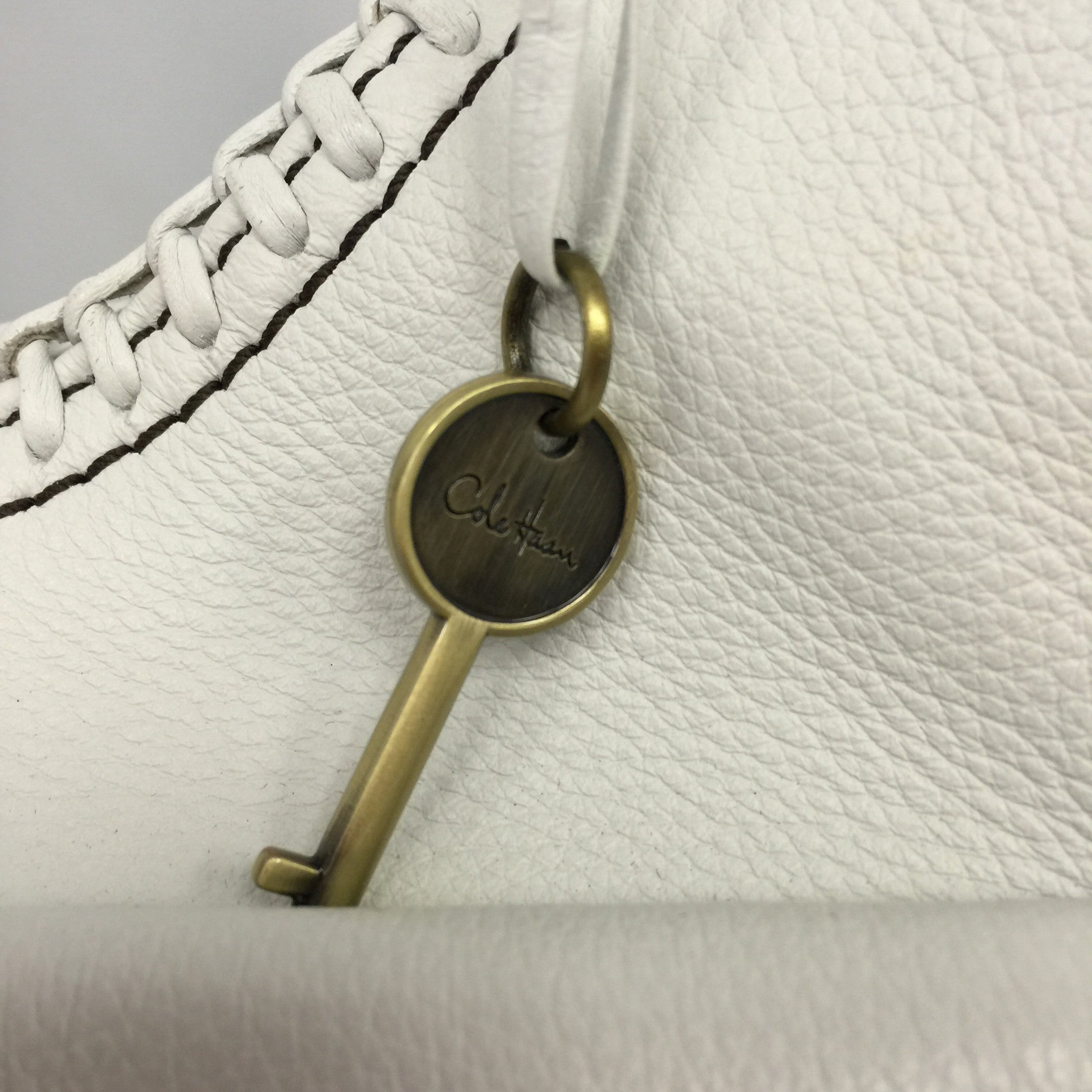 Cole Haan Paige Crochet Tote Bag