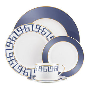 BRIAN GLUCKSTEIN by Lenox Darius 5-Piece Place Setting in Gold