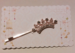 Elegant Crown Hair Clipper