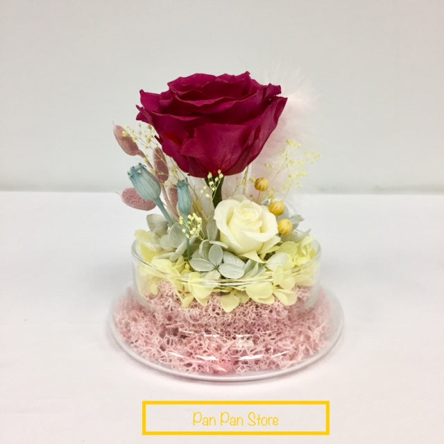 Little Prince Arrangement with Wooden Box