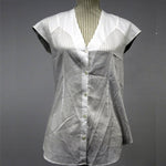 Helmut Lang White Shell Top