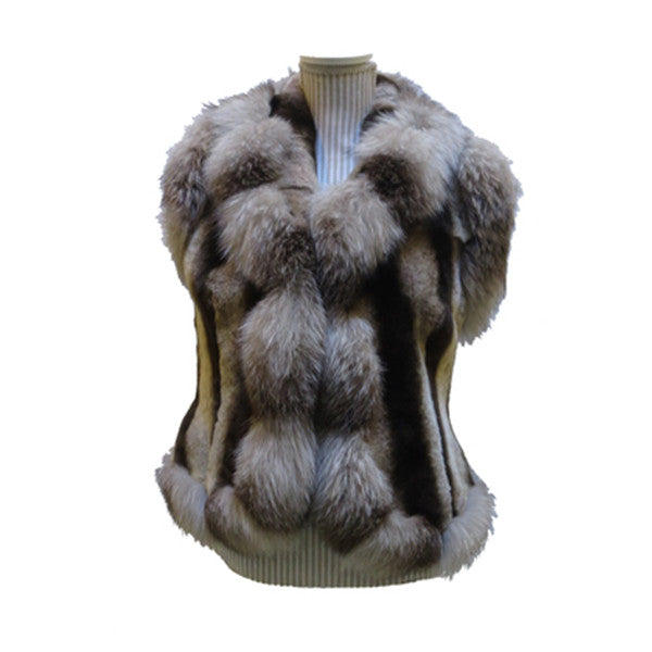 JIKI Monte Carlo Woman's Fur Coat