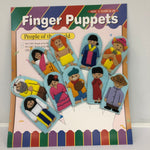 People of the World Finger Puppets