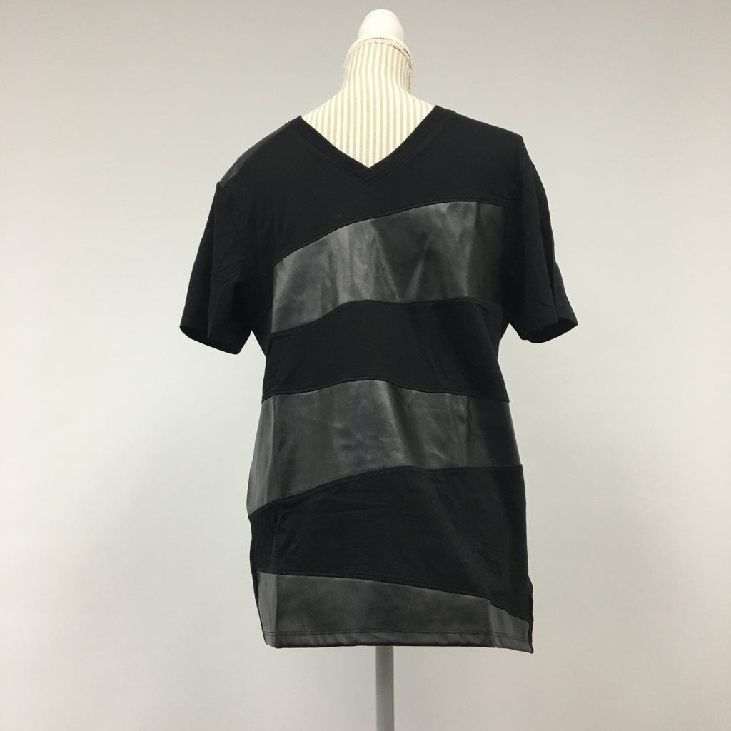 GUESS Short-Sleeve Longline Tee