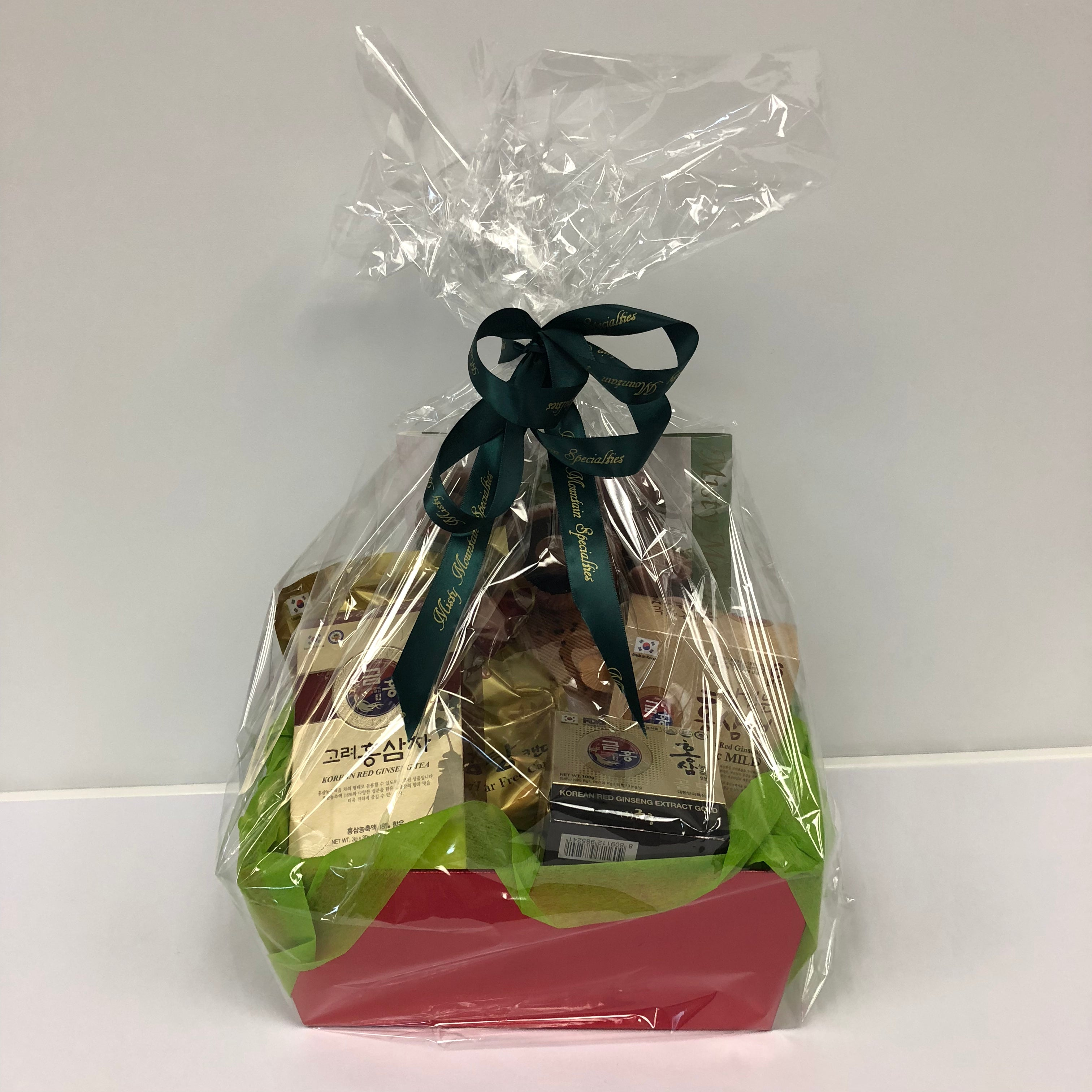 Misty Mountain Specialties Gift Basket