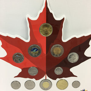 2017 Canada 150 Years Anniversary - 12-Coin Collection