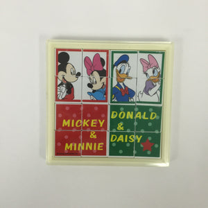 Mickey and Friends Mini Puzzle Game