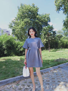 Pearl T-Shirt Dress