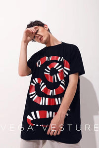 Snake Graphic Tee