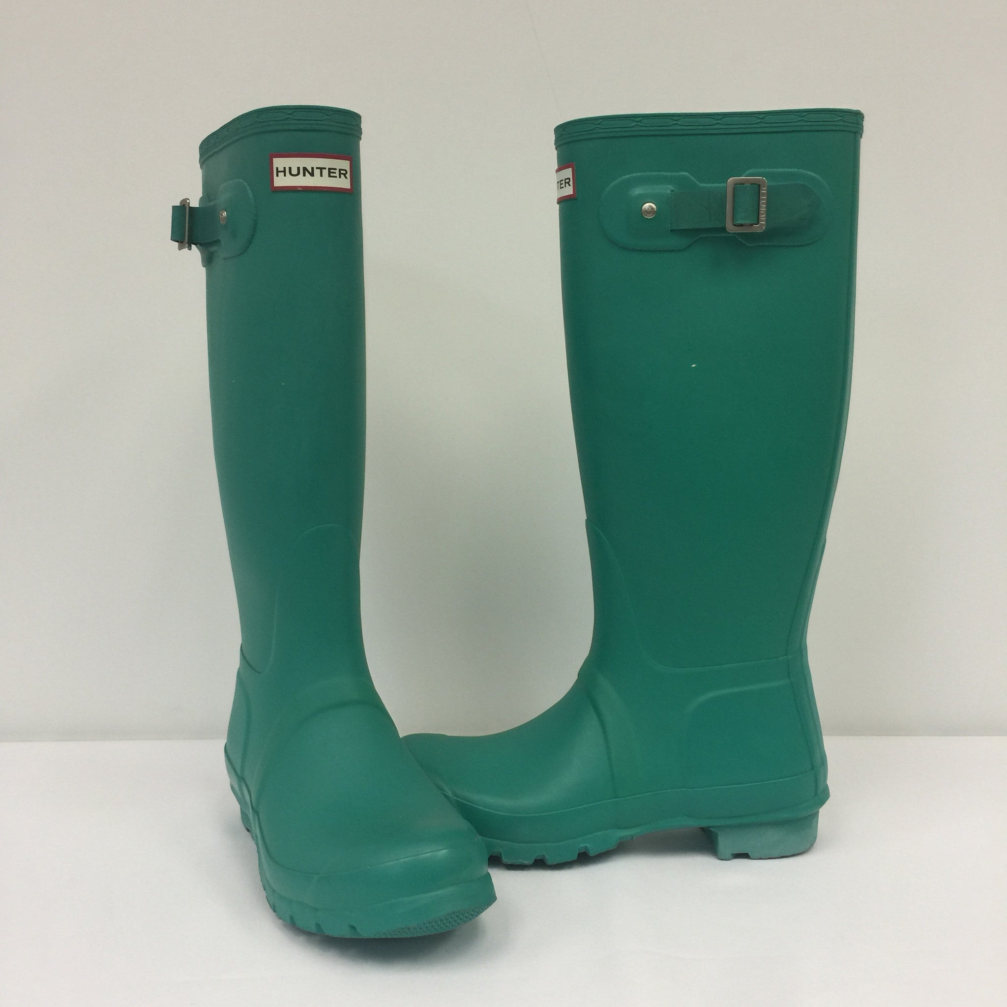 Hunter Boots (Green)
