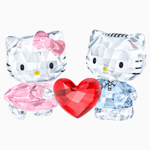 SWAROVSKI Hello Kitty & Dear Daniel Set