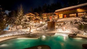 Two Whistler Scandinavian Spa Complimentary Bath Access Passes