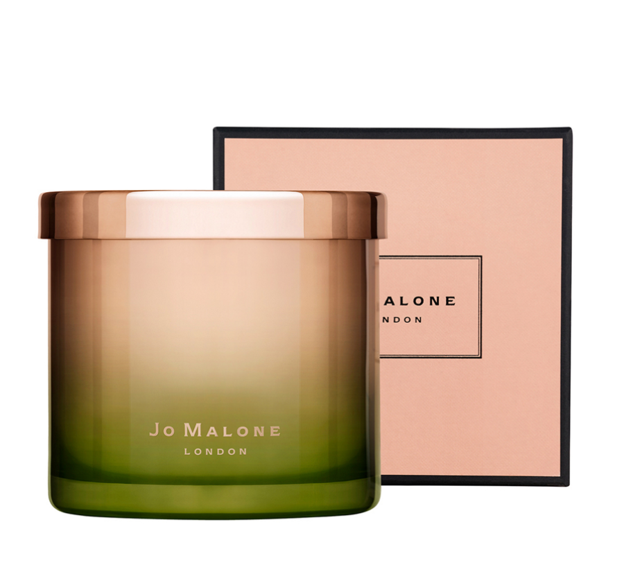 JO MALONE LONDON English Pear & Freesia and Lime Basil & Mandarin Fragrance Layered Candle