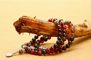 Agate Bracelet (Necklace)