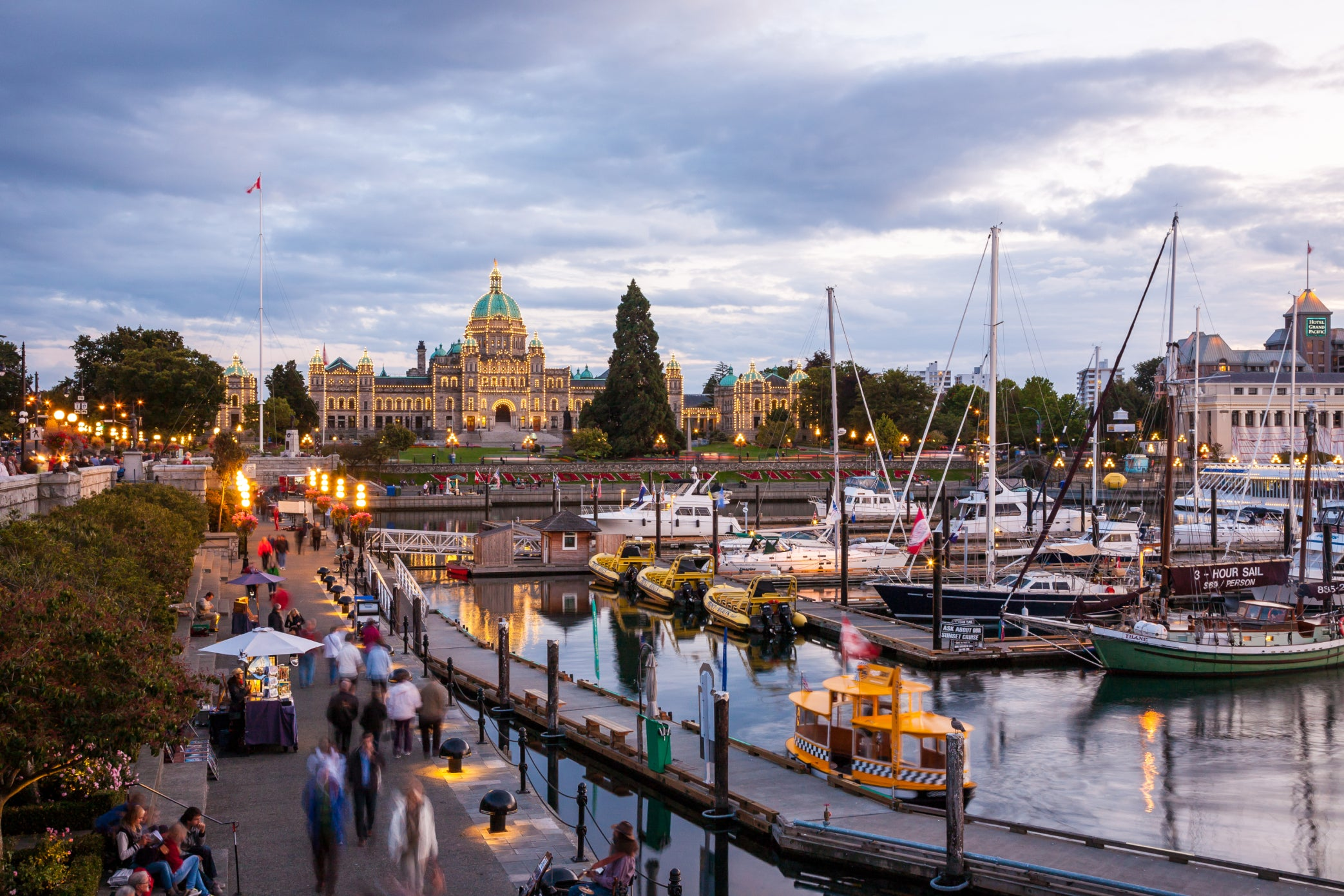Silver Travel Voucher; Roundtrip tickets for two between Vancouver South Terminal and Victoria Int'l Airport