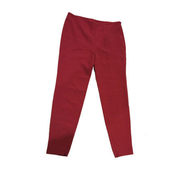 Valentino Woman's Pants Red