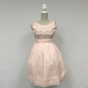 Kingkow Pink Summer Dress