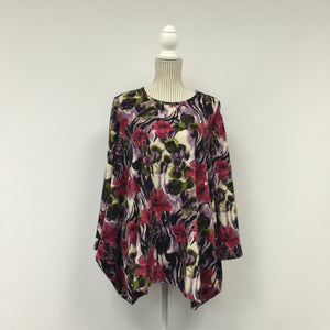 Daisy Patterned Blouse