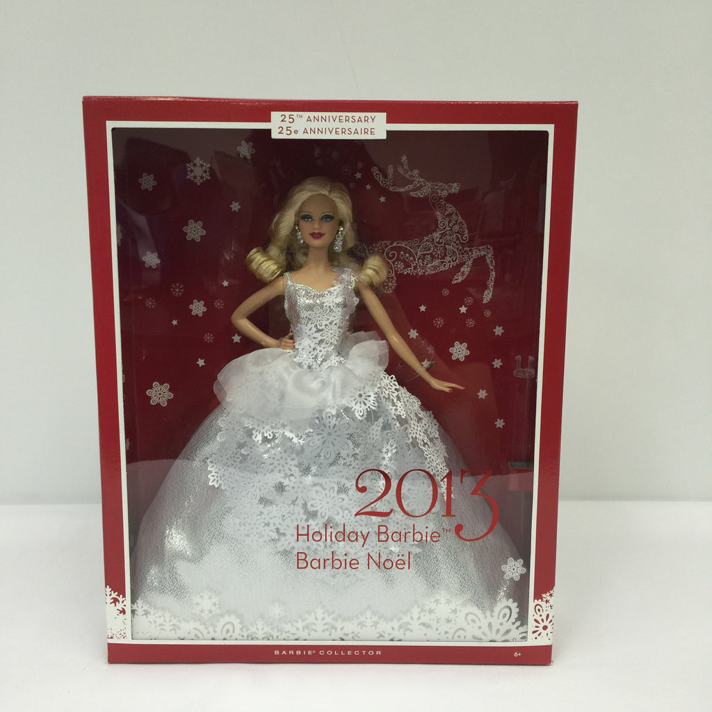 Barbie 2013 Holiday Doll