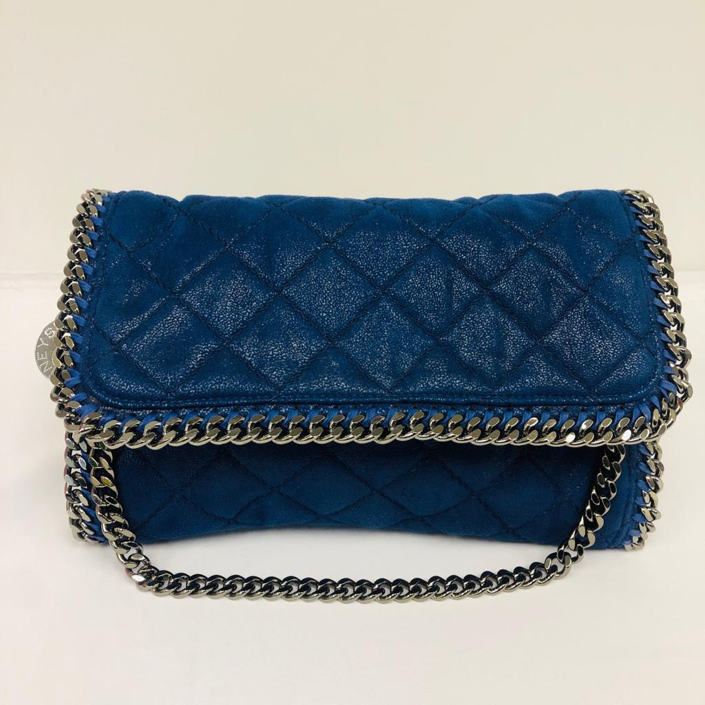 Stella McCartney Quilted Falabella Shoulder Bag