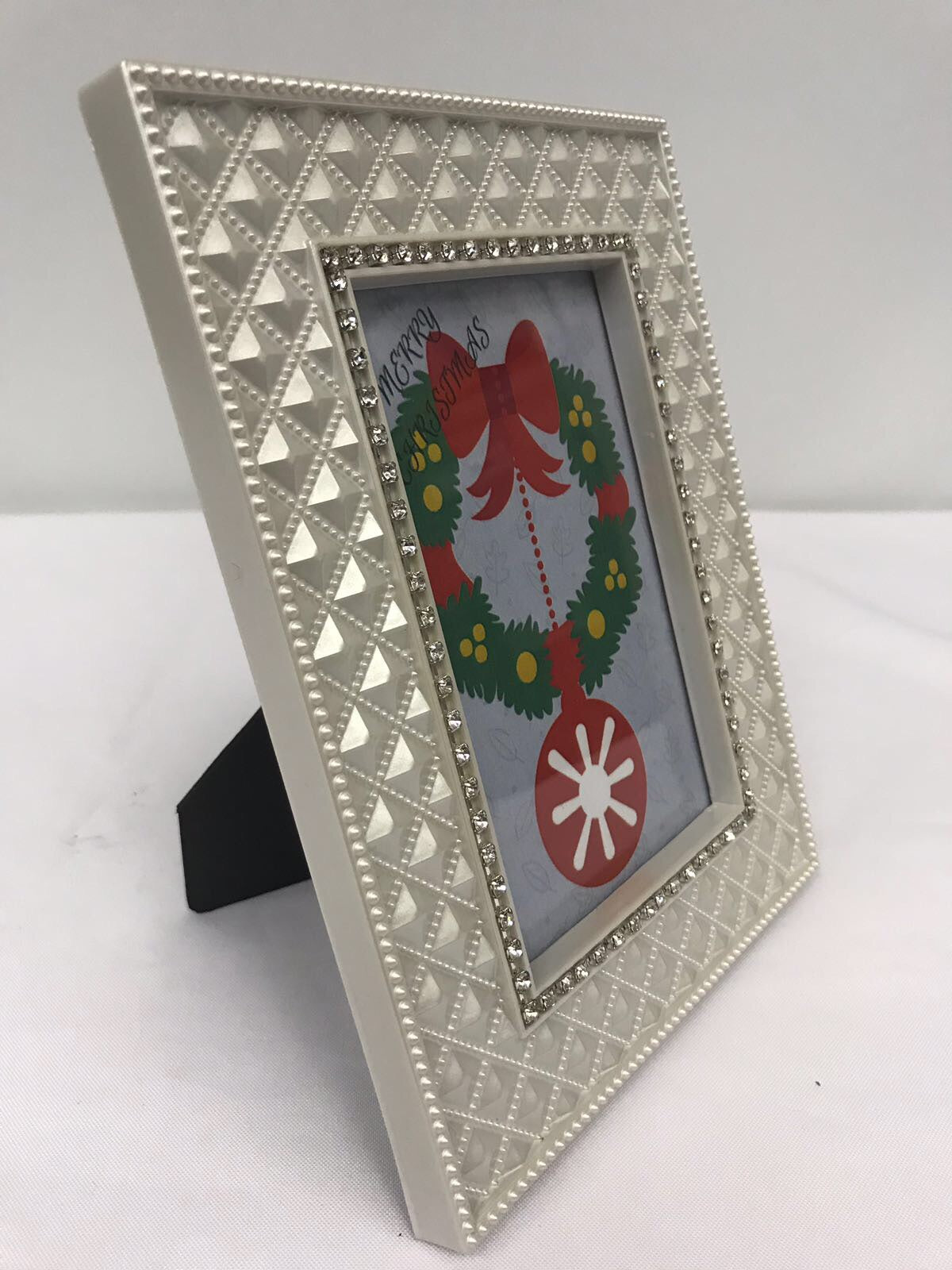 Merry Christmas Wreath DIY Frame