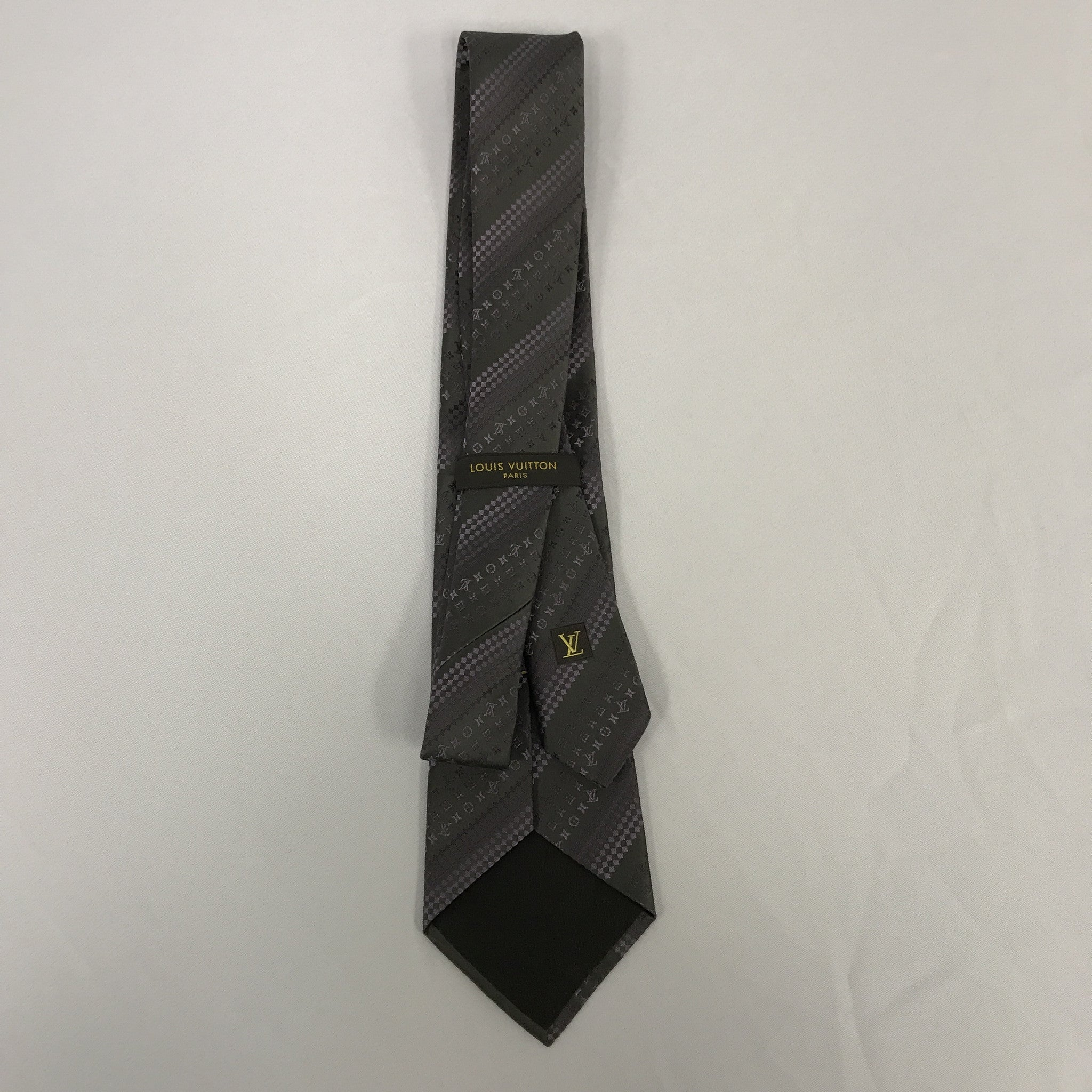 Louis Vuitton Monogram Tie