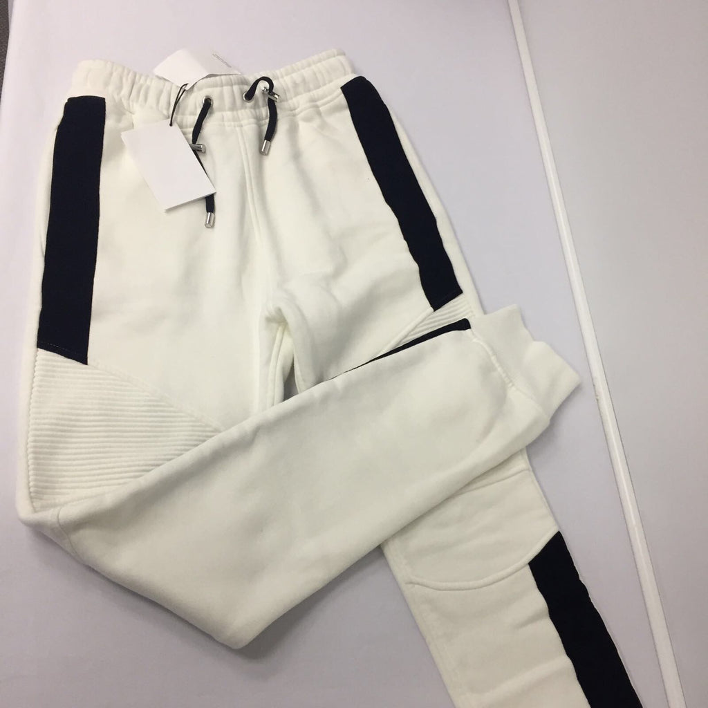 Balmain Biker Jogging Bottoms