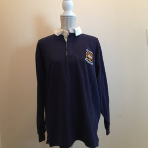 Oxford Collared Long Sleeve