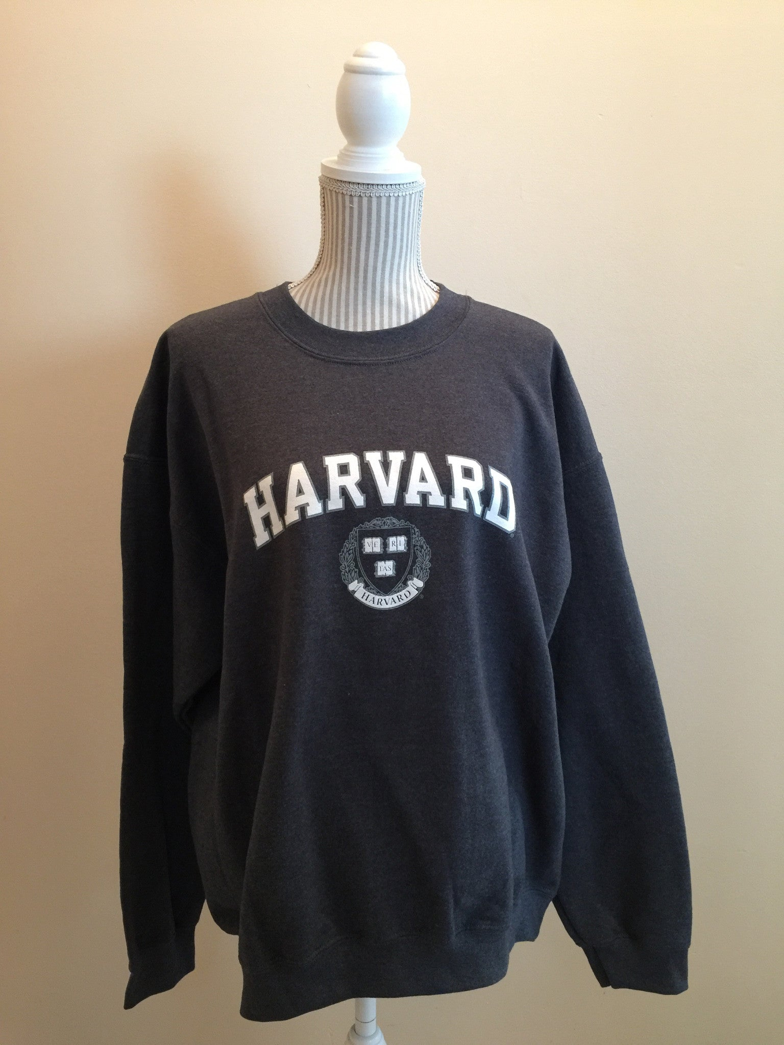 Harvard Grey Sweater
