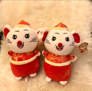 CNY Lucky Rat 3 (medium size)