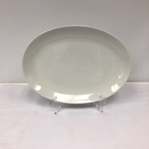 Pudaifoot Oval Dinner Plate