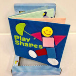 Children's Felt Learning Book (Play Shapes)