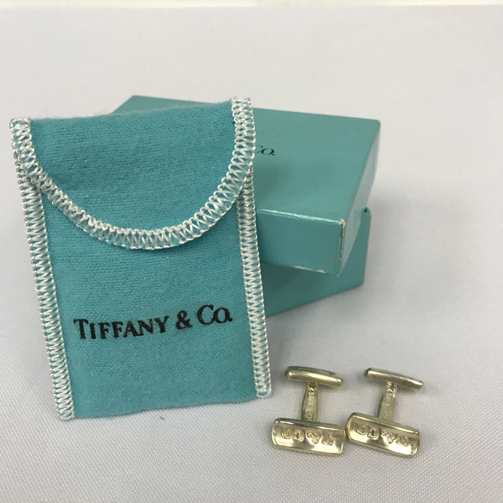 Tiffany & Co 1837 Cufflinks